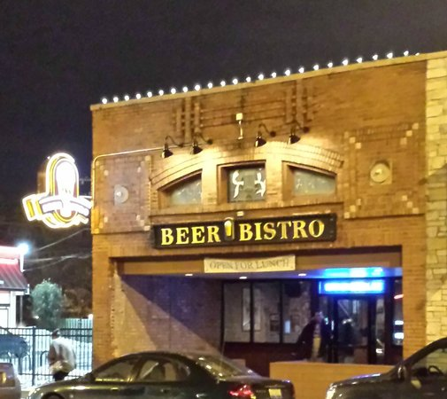 The Beer Bistro Chicago West Side Menu Prices