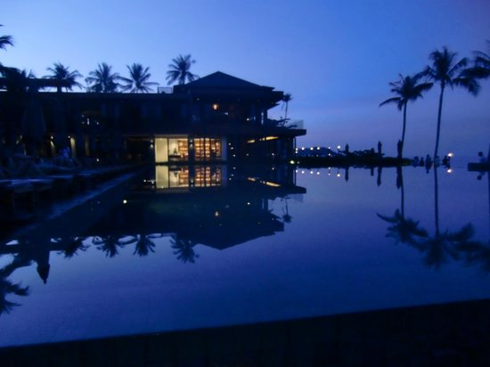 Hansar Samui Resort : what a scene