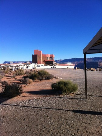 Canyon Tours: Eagle Point and the Sky Walk