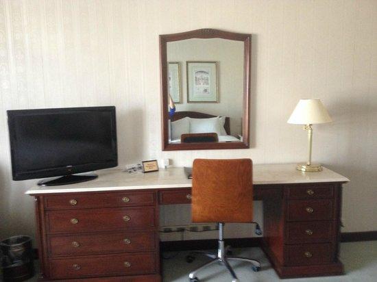 Radisson Montevideo Victoria Plaza Hotel: apartamento lateral - 12 andar
