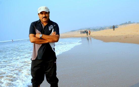Puri - Golden Sands, A Sterling Holidays Resort : Beach near Golden Sands resort