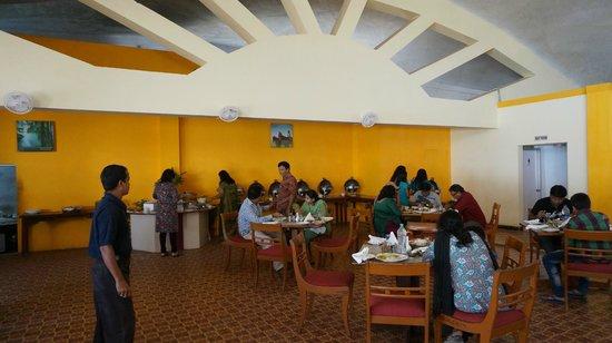Puri - Golden Sands, A Sterling Holidays Resort: Golden Sands resort Dining space