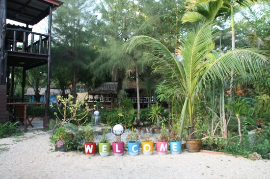 Leaf House Bungalow: Welcome