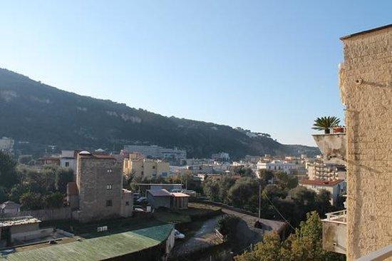 Sorrento Inn: view
