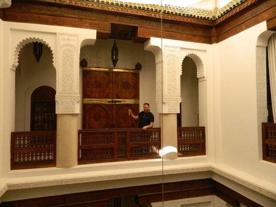Dar Alhambra: General Hotel View