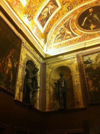 Museo di Palazzo Vecchio: Studiolo di Francesco I a  Palazzo Vecchio a Firenze