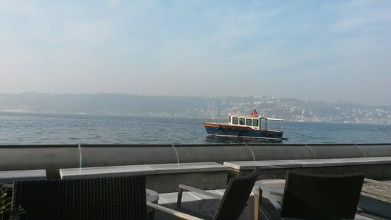 Sumahan on the Water: View from the restaurant.