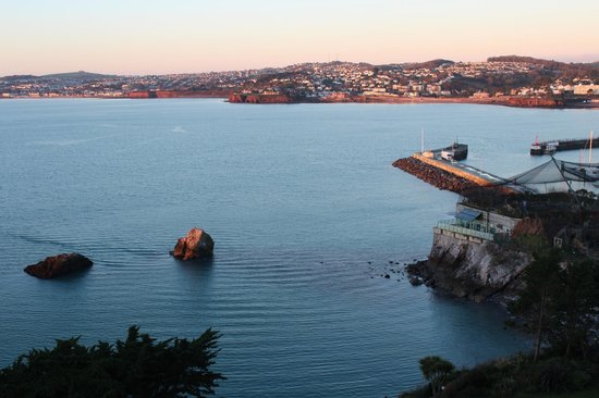 The Imperial Torquay : Sun rise