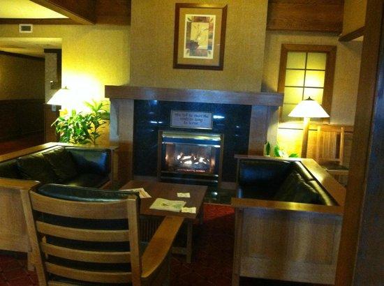 Craftsman Inn: Lobby