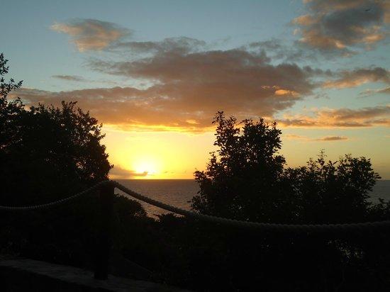 Ti Kaye Resort & Spa: amazing sunsets every day