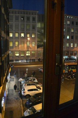 Arli Hotel: vista de la habitación