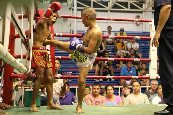 Bangla Boxing Stadium : muay thai