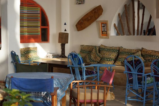 Kenyaways Beach Bed & Breakfast: bar