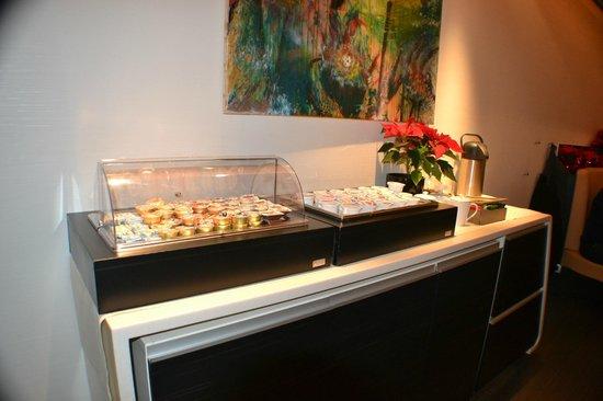 Arli Hotel: desayuno buffet