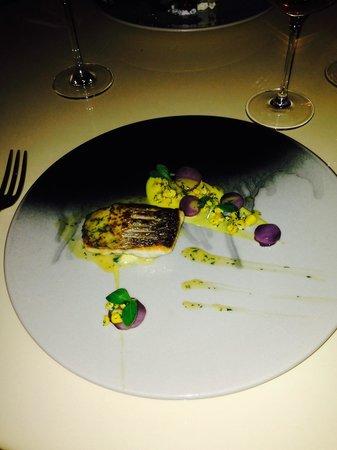 Stoke Place: Fine dining....