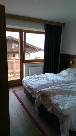 Appartementhaus Spiegl : Slaapkamer
