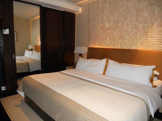 The Landmark Mandarin Oriental, Hong Kong: Premier L600 Bedroom