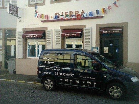 Au Couscous de Djerba : au couscous Djerba sélestat 0388929097