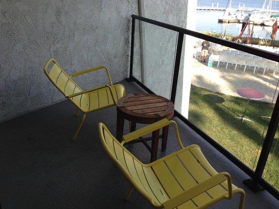Hotel Maya - a DoubleTree by Hilton Hotel: Balcony