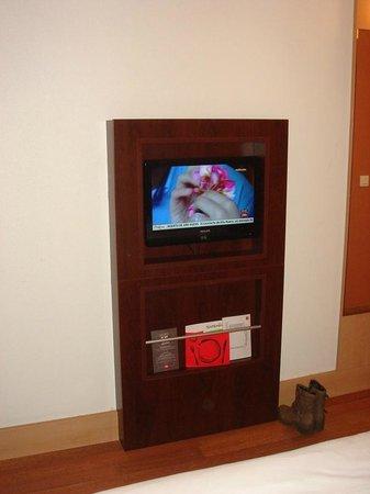 Ibis Barcelona Santa Coloma: TV 2