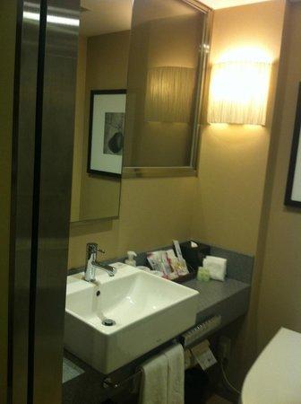 Hotel Ryumeikan Tokyo: bagno