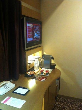 Hotel Ryumeikan Tokyo : caffè