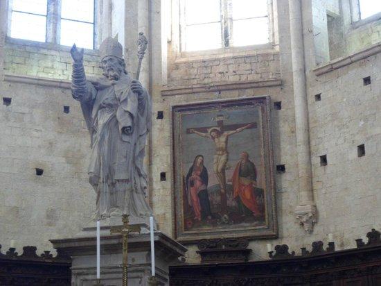 Church of St. Fortunato: Interno