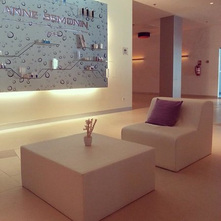 Radisson Blu Resort Split : Spa Waiting Area
