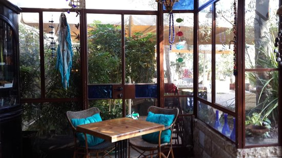 "Templers Boutique Hotel: Hotel breakfast in ""Fatoush"" restaurant"
