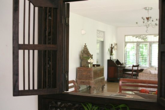 Lilly Village Boutique Hotel: Common Area