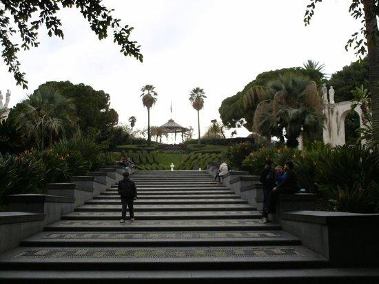 Villa Bellini : Giardino Bellini Entrance