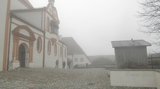 Kloster Andechs: Church
