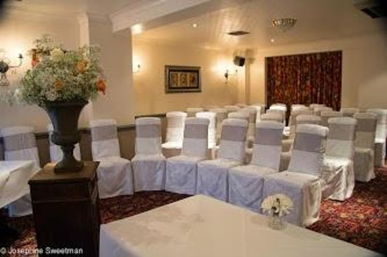 The Bull: ceremony room