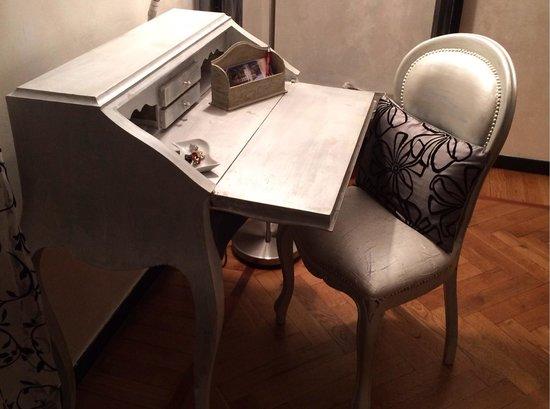 B&B Casa Cavour : Angolo scrivania