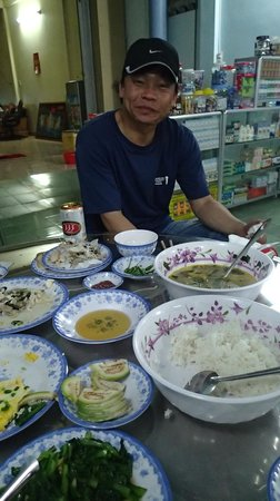 Da Lat, Vietnam: Dinner time!