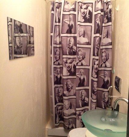 B&B Casa Cavour : Il bagno