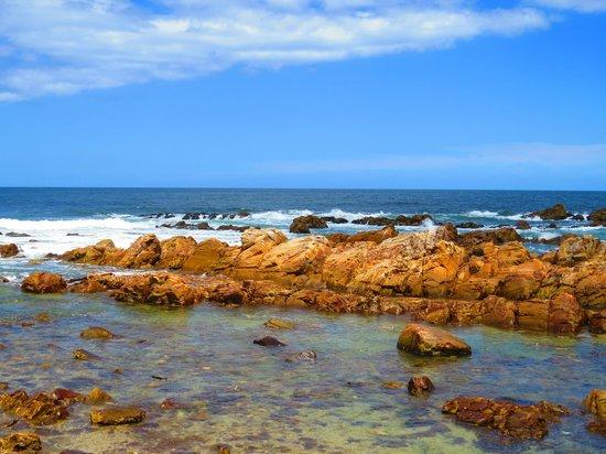 Aquamarine Guest House: Mossel Bay