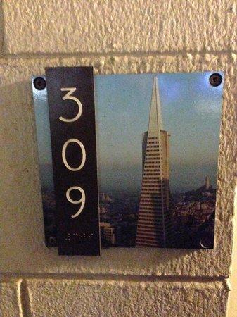 The Dylan at SFO: Nuestra habitación