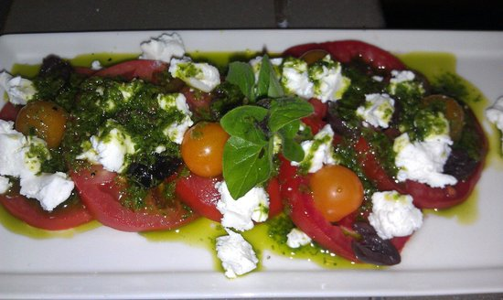 Cabernet Grill Texas Wine Country Restaurant: Farmer's Market Tomato Salad