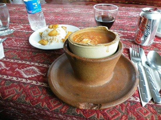 Anatolian Kitchen: The chicken testi kebap