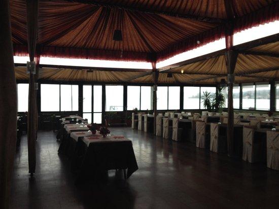 Alfredo Hotel: La sala per ricevimenti