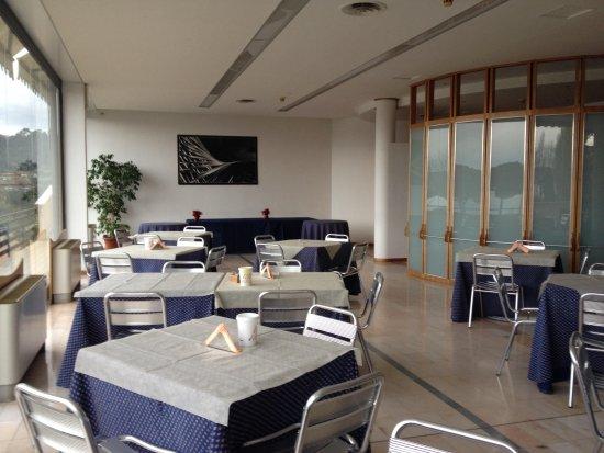Alfredo Hotel: Sala colazioni