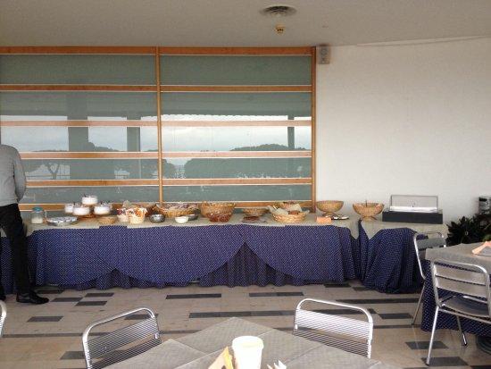 Alfredo Hotel: Sala colazione