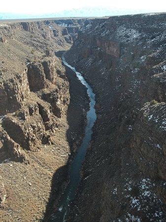 El Pueblo Lodge: Rio Grande Gorge