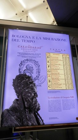 Il Calendario Gregoriano.Il Calendario Gregoriano Picture Of Museum Of The History