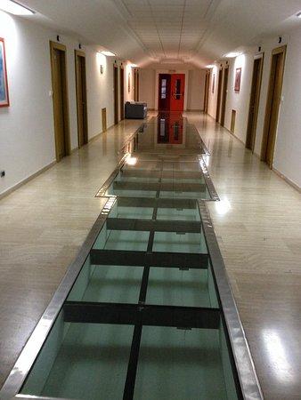 Alfredo Hotel: Corridoio
