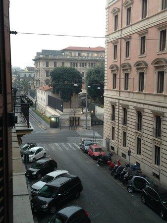 Deko Rome: Vistas desde la habitación