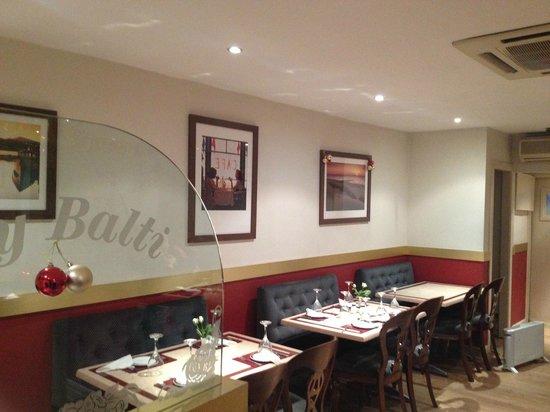 Joy Balti House: Joy Balti Calne