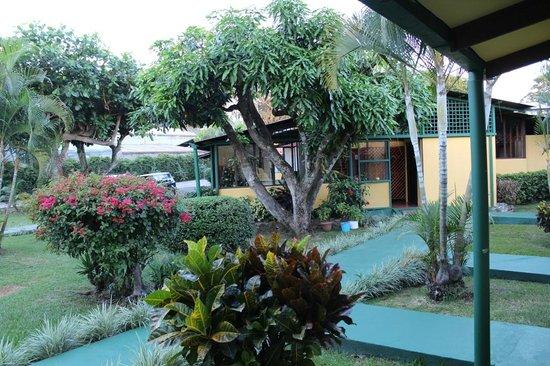 Hotel Bristol Aeropuerto (Antiguo Villa dolce).: giardino