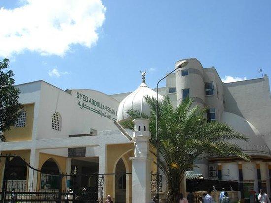 Jamia Mosque: Mosque 2